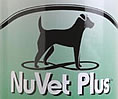 NuVet food supplements