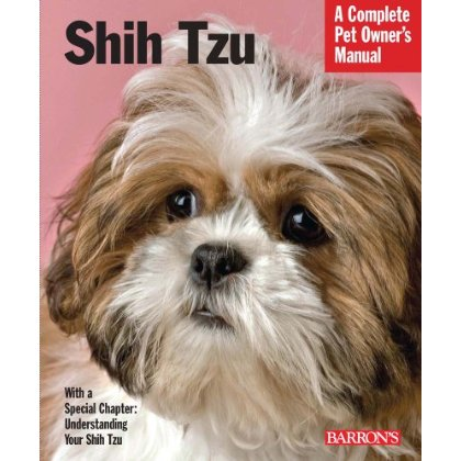 519s 4QrySL. SS420  Shih Tzu (Complete Pet Owners Manual)