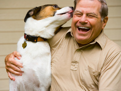 Dogs Relieve Anxiety