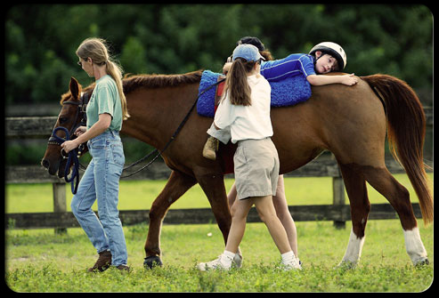 27 ways pets can improve your health s17 riding horse 27 Ways Pets Can Improve Your Health